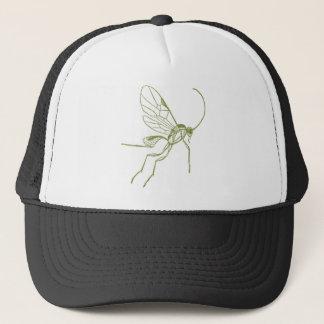 Wasp Meteorus Hyphantria Keps