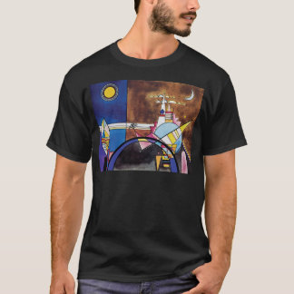 Wassily Kandinsky - underbar grind av Kiev T-shirts