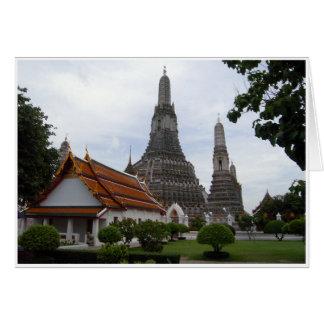 Wat Arun Hälsningskort