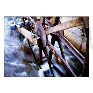 Watermill Hälsningskort