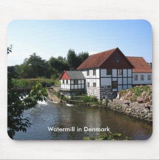 Watermill i Danmark Mousepad Musmatta