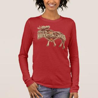 Waterton sjöarälg t-shirts