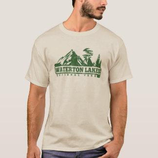Waterton sjöarnationalpark tshirts