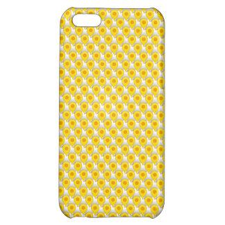 Waypointtapet - gult iPhone 5C mobil fodral