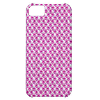 Waypointtapet - lila iPhone 5C fodral