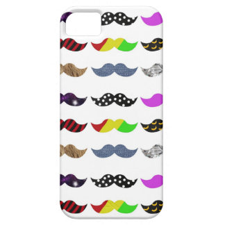 We love them mustaches iPhone 5 fodraler