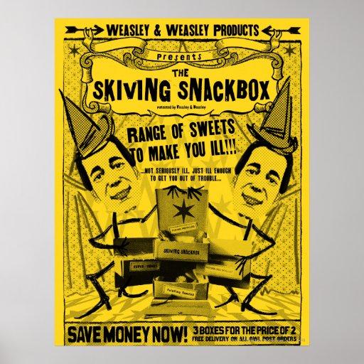 Weasley och weasleyprodukter poster