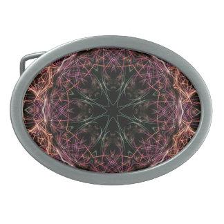 Webben av färgKaleidoscopebältet spänner fast