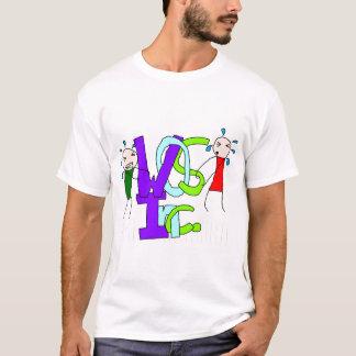 Webcomic eller något logotypskjorta t shirt