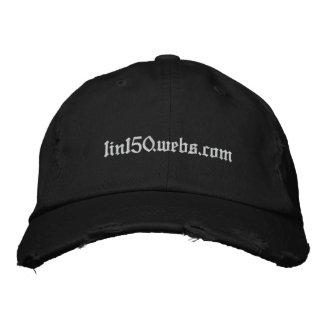 Website bedrövad chino broderad hatt broderad keps
