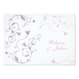Wedding invitation Elegance 12,7 X 17,8 Cm Inbjudningskort