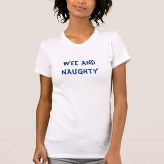 Wee och styggt t-shirts