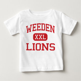 Weeden - lejon - mellanstadium - Florence Alabama T-shirt