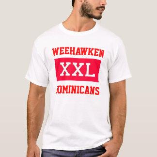 Weehawken dominikanT-tröja 2 T Shirts