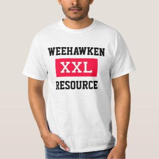 Weehawken resursTrippi T-tröja T-shirt