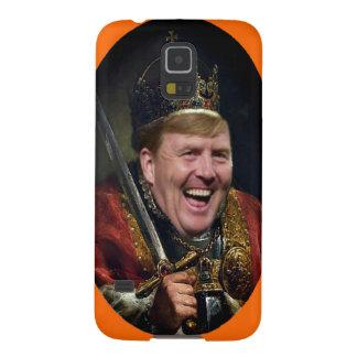 Weg mötte Willem telefoonhoeje Galaxy S5 Fodral