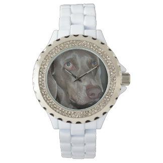 Weimaraner Armbandsur