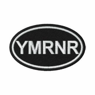 Weimaraner nation: Broderad YMRNR