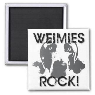 Weimaraner nation: Weimies STEN! Magnet