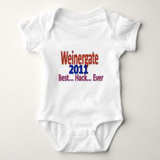 Weinergate - Anthony Weiner skandal T-shirt