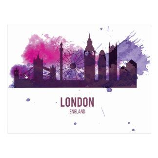 Wellcoda London huvudstadstad UK England Vykort