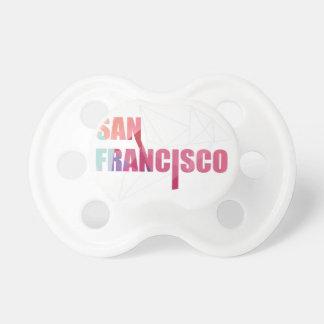 Wellcoda San Francisco stad USA guld- Kalifornien Napp