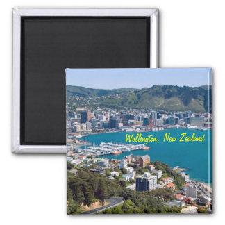 Wellington nyazeeländska magneter