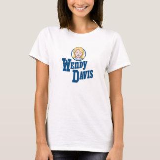 Wendy Davis för den Texas regulatorn 2014 T-shirt
