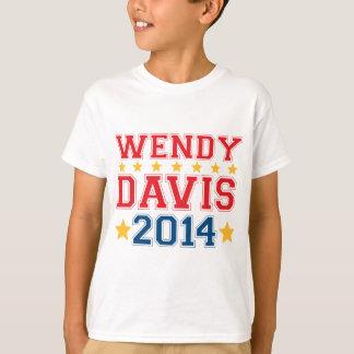 Wendy Davis för den Texas regulatorn 2014 Tröja