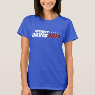 Wendy Davis för regulatorn 2014 T-shirt