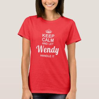 Wendy handtag det! tee