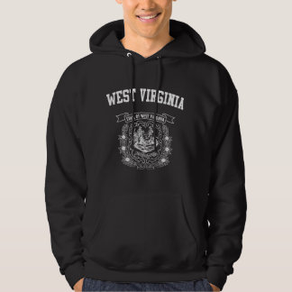 West Virginia Emblem Sweatshirt