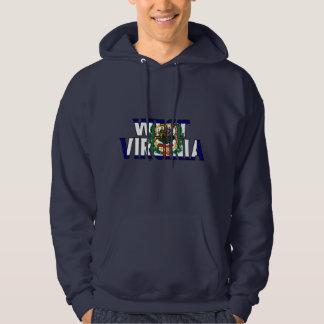 West Virginia skjorta Munkjacka