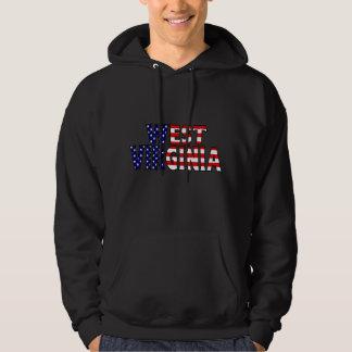 West Virginia skjorta Sweatshirt