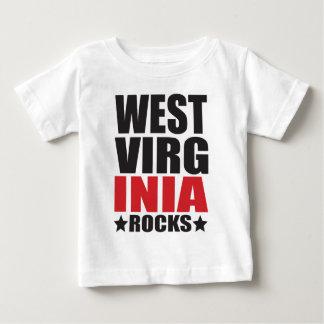 West Virginia stenar! Statliga andegåvor och T-shirts