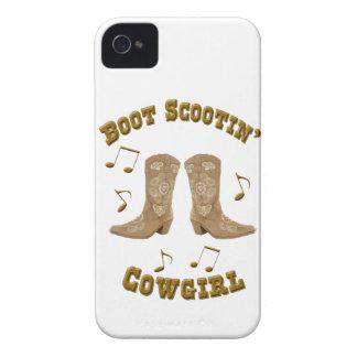 "Western blackberry fodral ""för kängaScootin Cowgir"