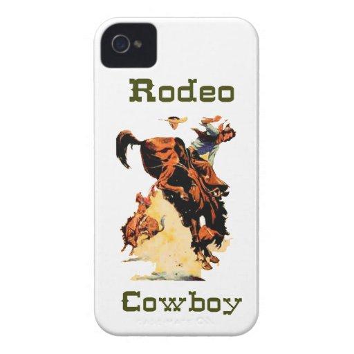 """Western blackberry fodral """"för RodeoCowboy"""""""