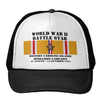 Western kampanj för Caroline öfunktion Baseball Hat