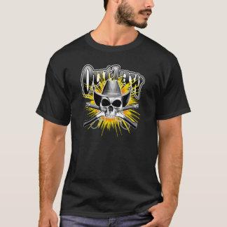 Western skalle för fredlös t-shirt
