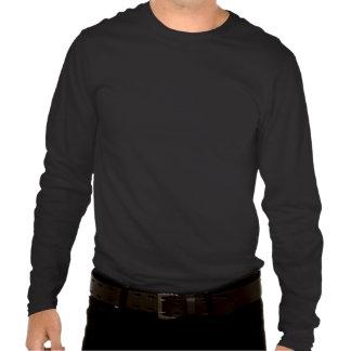 Western Sonslångärmadutslagsplats Tee Shirt