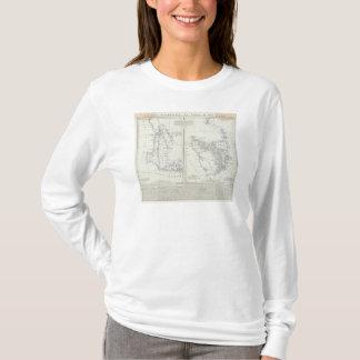 Westerna Australien och Tasmania T-shirt