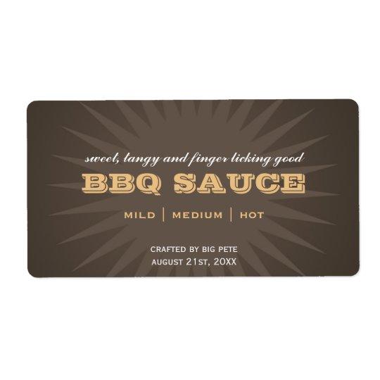 Westerna bruna etiketter för klistermärke för stjä fraktsedel