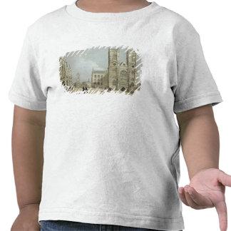 Westminster Abbey och sjukhus, från 'London som Tröja