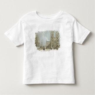 Westminster Abbey och sjukhus, från 'London som Tshirts
