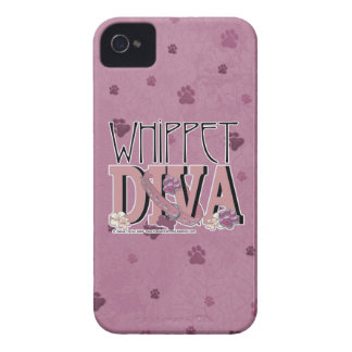 Whippet DIVA iPhone 4 Case-Mate Fodral