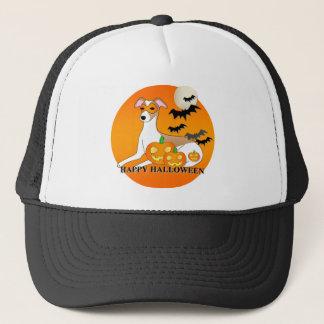 Whippet hund Halloween Keps