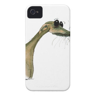 WHIPPET-hund, tony fernandes Case-Mate iPhone 4 Case