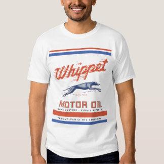 Whippet motorisk olja tröja