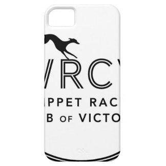 Whippet tävlings- klubb av Victoria iPhone 5 Case-Mate Skydd