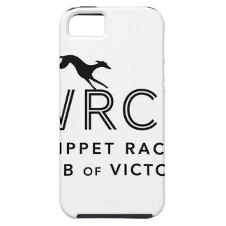 Whippet tävlings- klubb av Victoria iPhone 5 Case-Mate Cases
